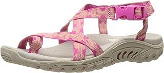 Skechers Women's Reggae-Haystack Toe Ring Sandal