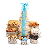 Alder Creek Large Father's Day Tower Gift Baskets