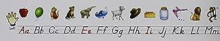 Saxon Phonics & Spelling K: Alphabet Strips (32 Singles)