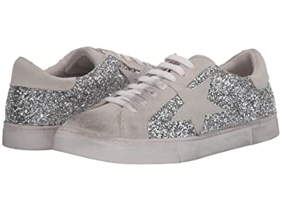 STEVEN NEW YORK Rubie (Silver Glitter) Women