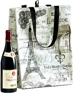 paris reusable shopping bags