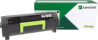 Lexmark Return Program Toner Cartridge Black (56F1000)