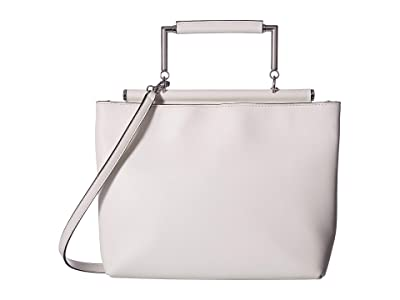 Sam Edelman Ellie Tote (White) Handbags