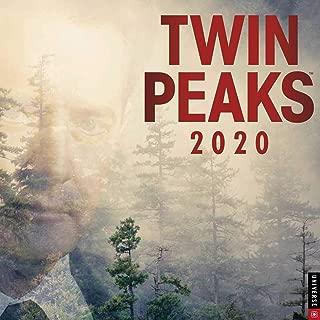 Twin Peaks 2020 Wall Calendar