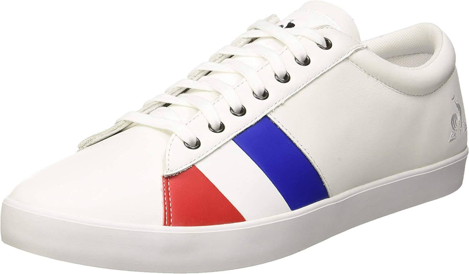 Le Coq Sportif Men's Flag Premium Optical White Trainers