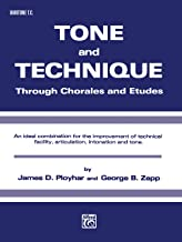 Tone and Technique: Through Chorales and Etudes (Baritone (T.C.))