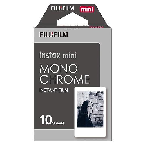 Fujifilm 70100137913 Instax Mini Développement instantané Monochrome