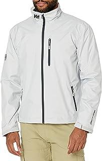 Helly-Hansen Men's Crew Midlayer Fleece Lined Waterproof Windproof Rain Jacket