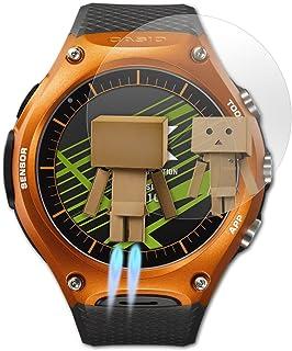 atFoliX Protección de Pantalla Compatible con Casio WSD-F10 ...