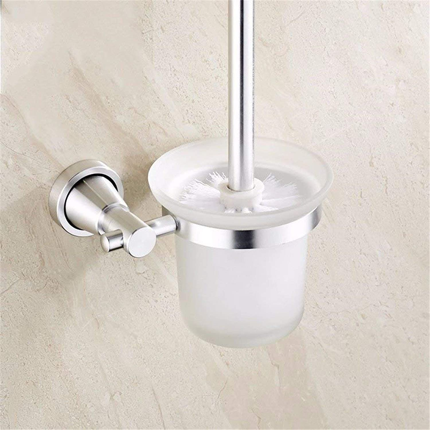 The Wire Contemporary Aluminum Dimensions, Bathroom, Box to soap, Toilet Paper, Toilet Brush in a Rack