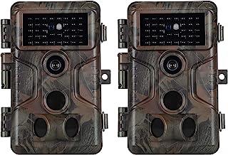 Game Camera Size