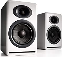 Audioengine P4 Passive Speakers Bookshelf Speakers Pair | Home Stereo High-Performing 2-Way Desktop Speakers | AV Receiver...
