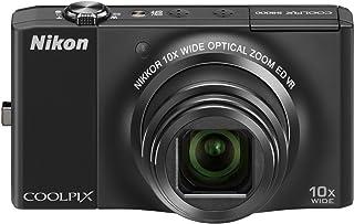Nikon デジタルカメラ COOLPIX (クールピクス) S8000 ノーブルブラック S8000BK