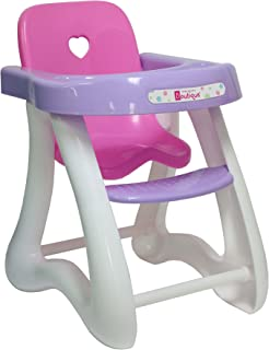 JC Toys for Keeps-High Chair for Dolls (6Piece)