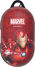Avengers Galaxy Buds Case Protective Hard PC Shell Cover Compatible with Galaxy Buds & Galaxy Buds Plus (Buds+) - Cartoon Iron Man