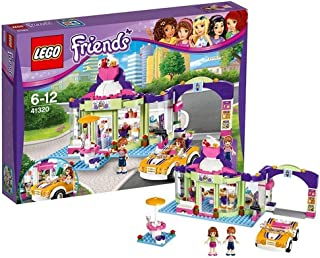 LEGO Friends Frozen Yogurt 41320 (370 Piece)