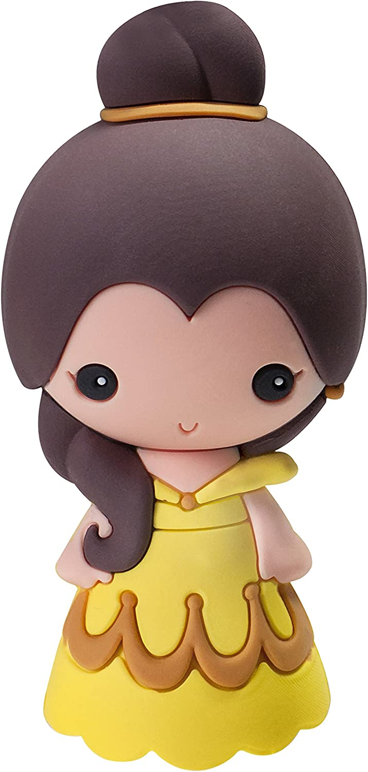 Max 49% OFF Disney Beauty The Topics on TV Beast - Mul 3D Magnet Belle Character