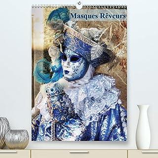 Masques Rêveurs(Premium, hochwertiger DIN A2 Wandkalender 2020, Kunstdruck in Hochglanz): Photographies et Créations Photo...