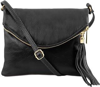 Tuscany Leather TL Young Bag Borsa a tracolla con nappa