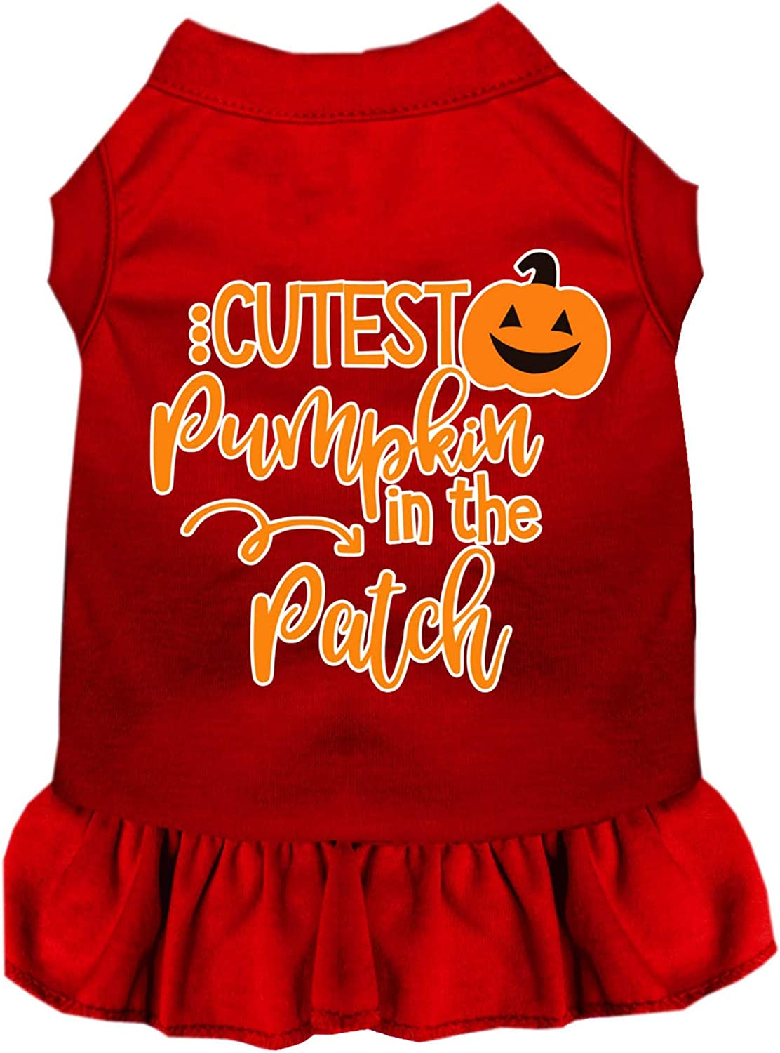 Mirage Pet Product Cutest Pumpkin New Orleans Mall in Screen Dog Patch The Max 69% OFF Print