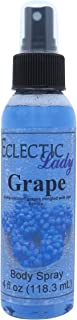 Grape Body Spray, 4 ounces