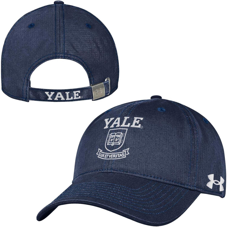 Bag2School Yale University Max 45% OFF Adjustable Surprise price Grey Baseball Hat Cap
