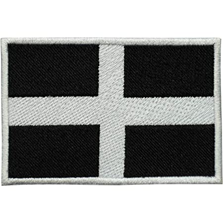 1960/'s  unused Cornwall Looe  Cloth Patch// badge