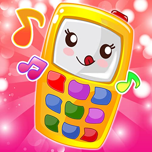 Baby Phone Game : Babyfone Kids Game For Animal & Number
