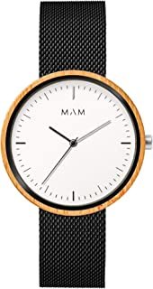 Mam relojes plano Womens Analog Japanese quartz Watch with Other bracelet 683