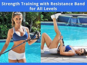 Strength Training with Resistance Band for All Levels