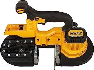Dewalt DCS371N-XJ DCS371N-XJ-Sierra de Banda XR 18V, 18 V, Yellow/Black