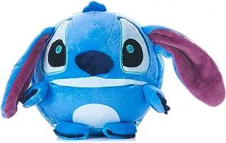 Cuddle Pal Stuffed Animal Plush Toy Mini with Jingle, Disney Baby Stitch, 4.5 Inches