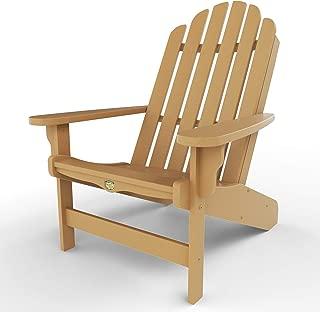 Original Pawleys Island DWAC1CD Durawood Essentials Adirondack Chair, Cedar