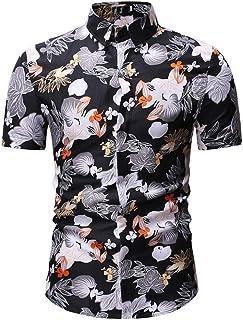 Elcacf Womens Cool Ice Dragon Graphic Casual Print Comfortable Short-Sleeve T-Shirts Tees Funny Creative