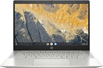 "HP 14"" Pro c640 Chromebook, Intel Core i3-10110U, 8GB DDR4 RAM, 64GB eMMC, Chrome OS (23H88UT#ABA)"