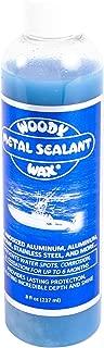 Woody Wax Metal Sealer