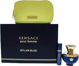 VERSACE Pour Femme Dylan Blue Edition Pouch Set