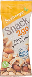 Seeberger Snack 2Go Savoury, 50 gm (Pack of 12)