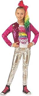 "Jojo Siwa Child's ""Hold The Drama"" Costume Top, Large"