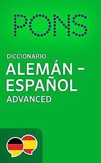 Diccionario PONS Alemán -> Español Advanced / PONS Wö