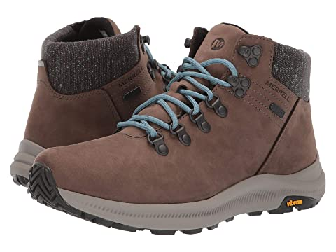 New Merrell Men's Ontario Mid Waterproof Walking Boots