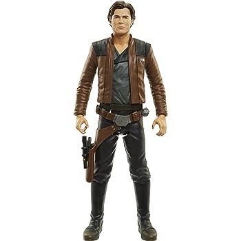 Jakks 69279 Junger Han Solo Figura de acción, 50 cm: Amazon.es ...