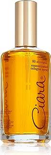 Revlon Ciara 80% Cologne Spray for Women, 2.38 Fluid Ounce