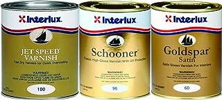 Interlux Y96/QT Schooner Varnish (Quart), 32. Fluid_Ounces