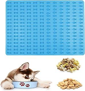 Tapis de cuisson en silicone, tapis de cuisson pour biscuits et friandises pour chien, tapis de cuisson réutilisable, mini...