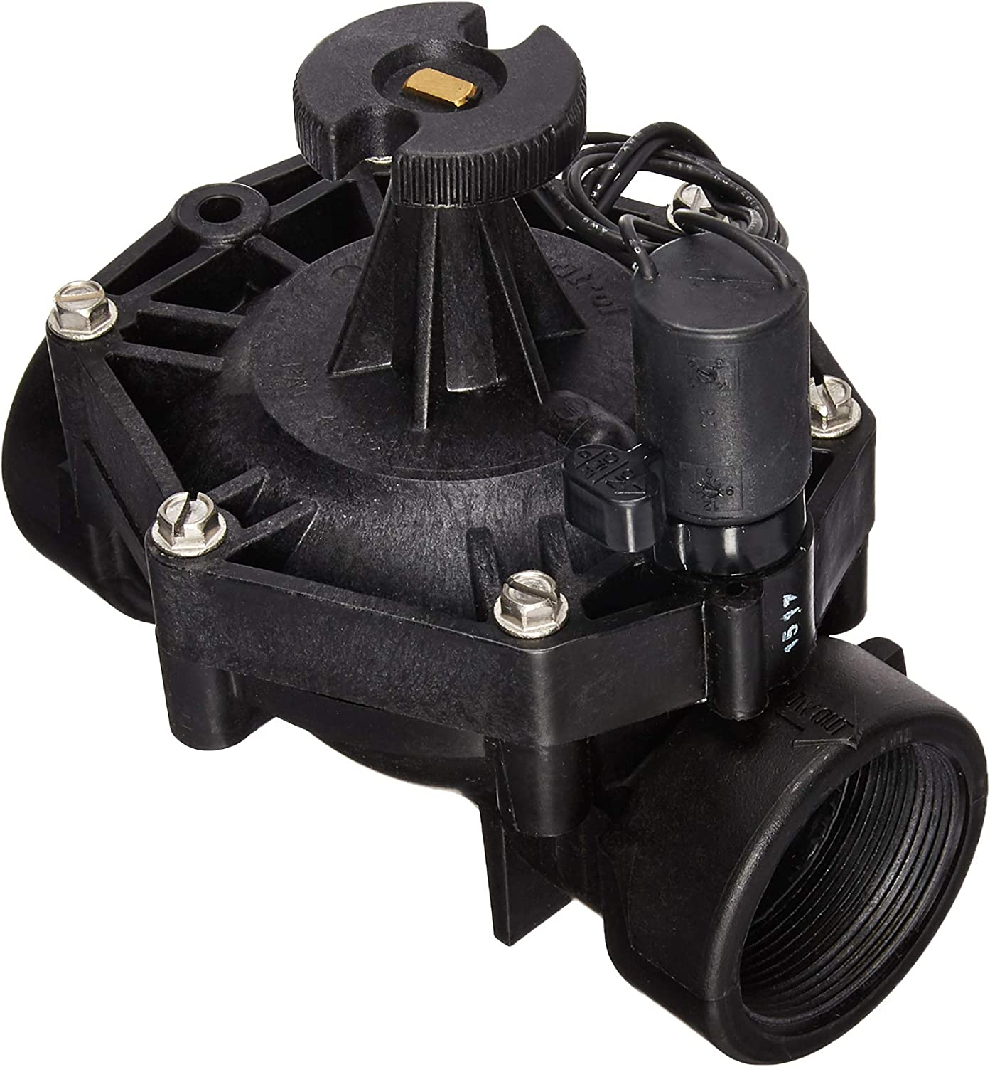 Irritrol 700-2 Ultra Flow Max 75% OFF Valve Threaded NPT with Control Max 54% OFF