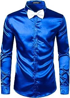 satin dress shirt