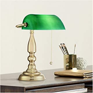 Hammond Traditional Piano Banker Desk Table Lamp 14