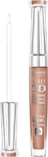 Bourjois 3D Effect Lip Gloss for Women, No. 33 Brun Poetic, 0.19 Ounce