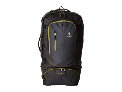 Deuter Transit 50 (Anthracite/Moss) Backpack Bags
